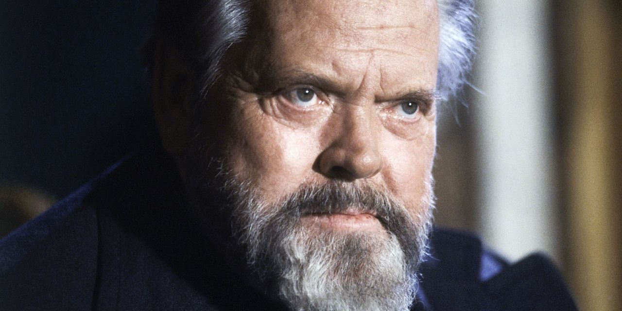 Image forThe Eyes of Orson Welles